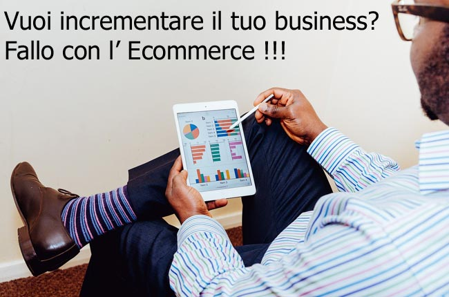 aumentare business ecommerce