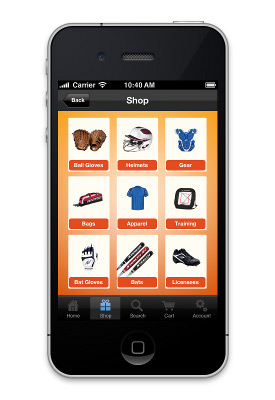 ecommerce in magento mobile friendly